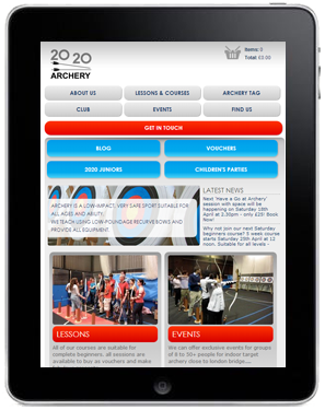 Tablet Website 5
